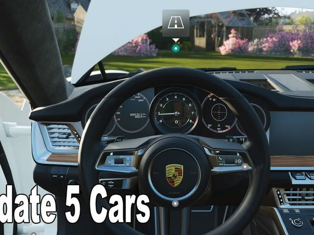 Forza Horizon Car Pass - 1/17/19