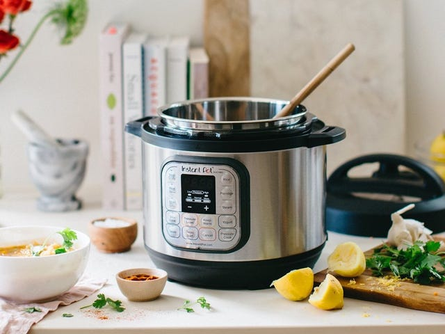 The Newest Instant Pot Is Perfect for Apartments And Just Got Its First Discount
