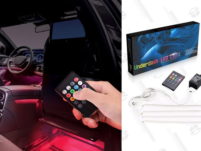 """<a href=https://kinjadeals.theinventory.com/for-24-your-car-can-glow-in-rgb-just-like-your-keyboa-1833945413&xid=17259,15700023,15700186,15700191,15700256,15700259,15700262 data-id="""""""" onclick=""""window.ga('send', 'event', 'Permalink page click', 'Permalink page click - post header', 'standard');"""">24ドルで、あなたの車はちょうどあなたのキーボードのようにRGBで光ることができます</a>"""