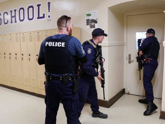 Is Your Kid's School Planning These Terrifying Active Shooter Drills?