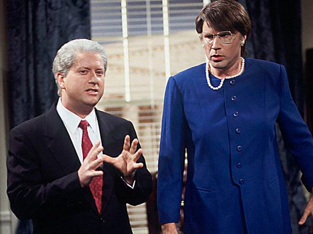 Janet Reno's pop-culture moments are inextricable from the '90s