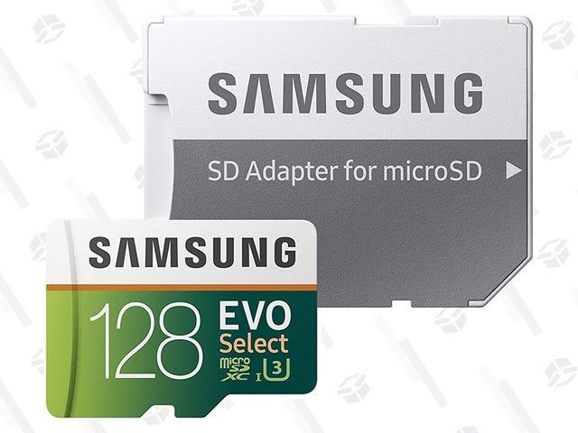 Bestsellers: Samsung EVO Select MicroSD Cards