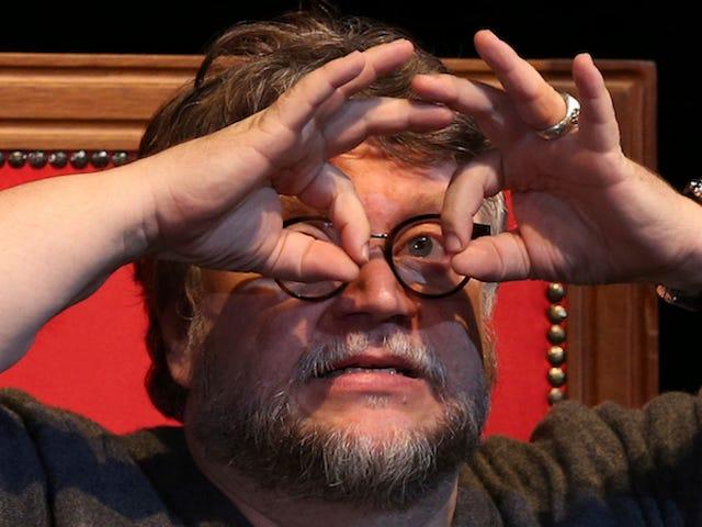 Guillermo del Toro explica por qué solo hace películas basadas en una premisa totalmente loca