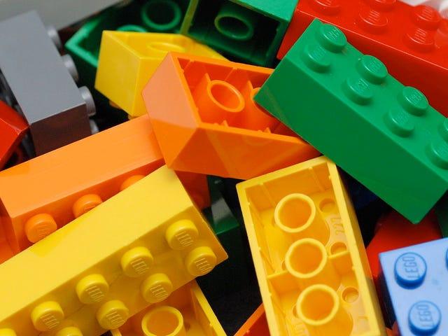 O número de combinações matemáticas que feno com solo 6 piezas de Lego te romperá la cabeza