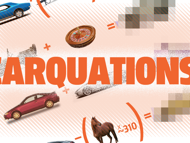 Try Carquations: The Most Fun You Can Have With Wacky Automotive Pseudo-Math