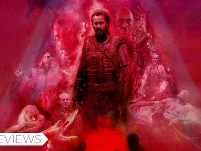 Mandy Is Beautiful, Badass, and Boasts the Ultimate Nicolas Cage Performance