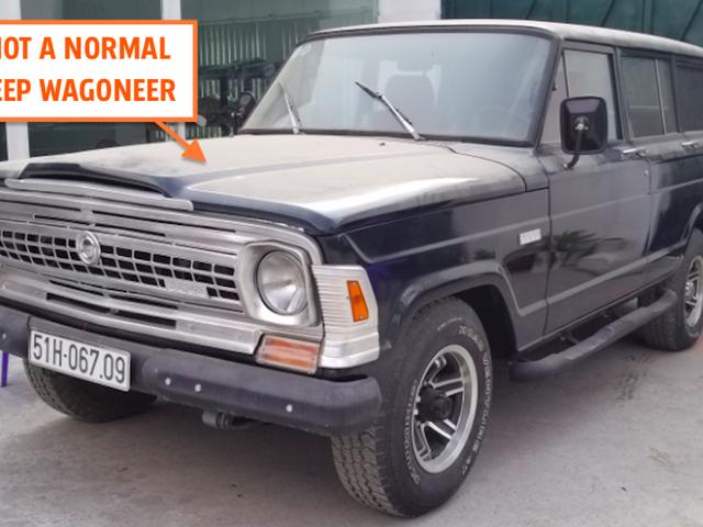 Saya Pergi ke Vietnam Dan Menjumpai Jeep Wagoneer Custom Tidak seperti Wagoneer Yang Pernah Anda Lihat