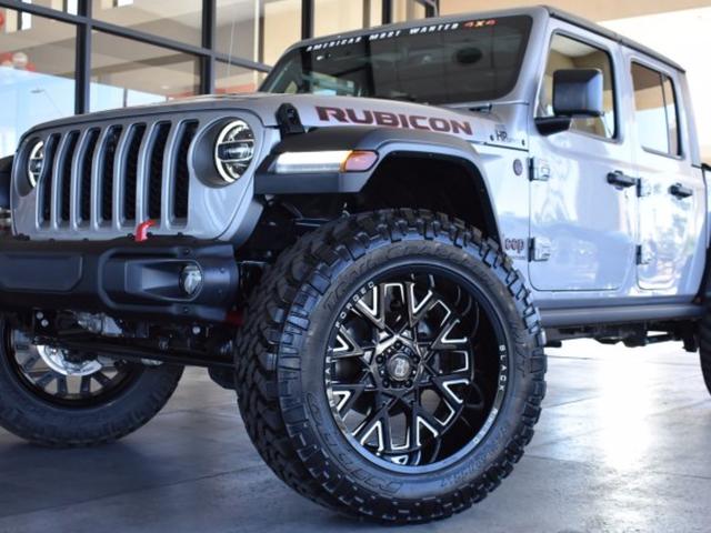 Przedstawicielstwo w Arizonie prosi o 148 000 $ za Jeep Gladiator z zamianą Hellcat
