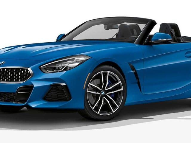 The 2019 BMW Z4 (aka Supura) starts at $49,700