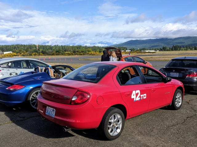 Rallycross Neon: part 3