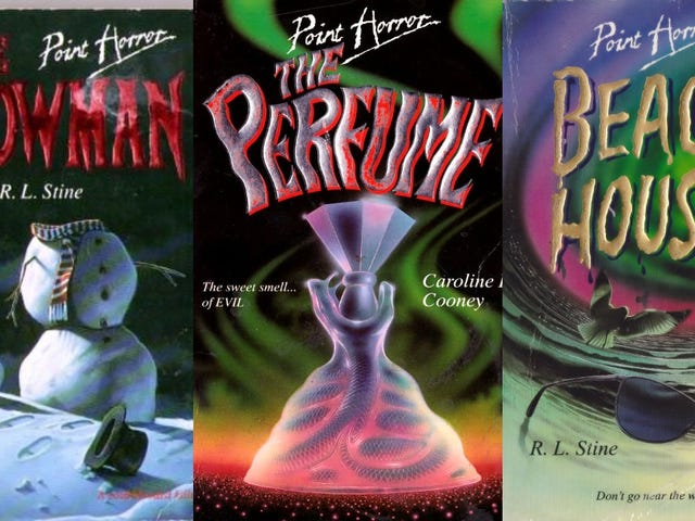 HBO Max browses Scholastic book catalog, orders Point Horror TV series