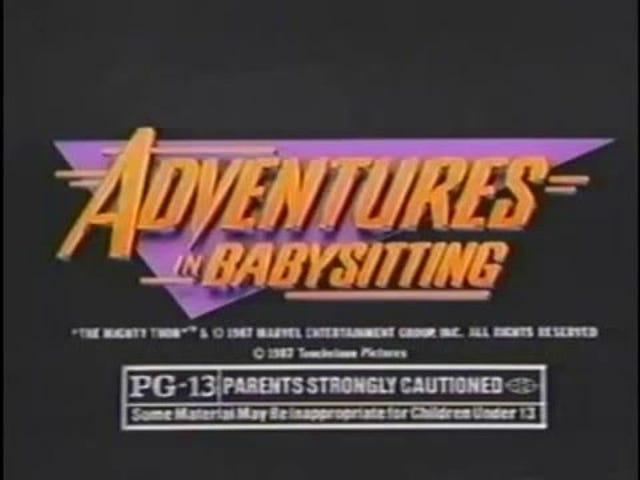 Adventures in Babysitting (1987)