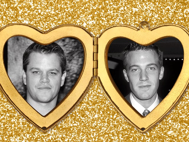 Matt Damon is here to make friends: 11 movies where the actor finds a buddy (or 10)