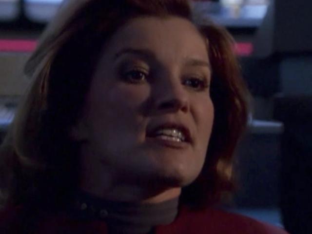 Deja Star Trek solo, pedazo de mierda
