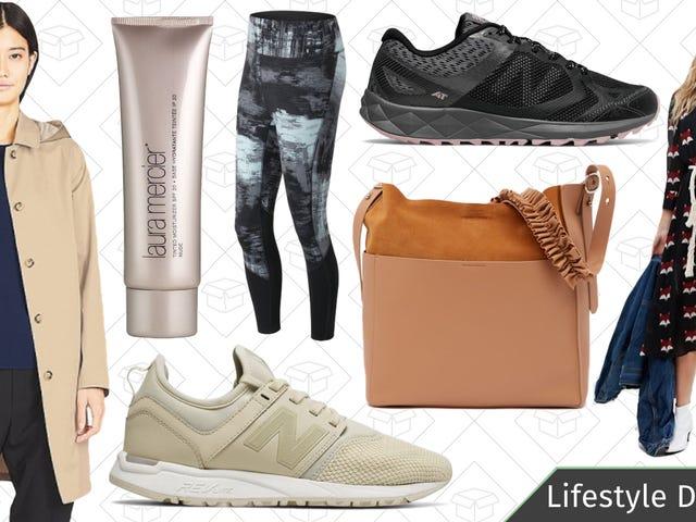 Sexta-feira melhores ofertas de estilo de vida: New Balance de Joe, Uniqlo, Laura Mercier e muito mais