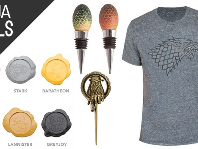 20% off Game of Thrones Merchandise For Westerosis at Heart