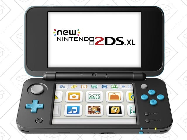 PSA: The Nintendo 2DS XL Is In Stock On Amazon, At Least For Now