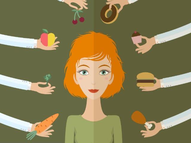低カロリー食品があなたの食事を実際にねじ込むとき