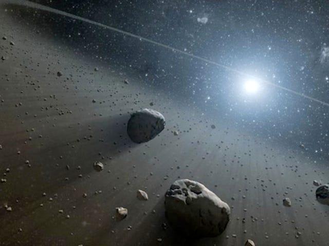 El misterioso Planeta 9 puede ser algo aún más interesante que un planeta: un colosal anillo