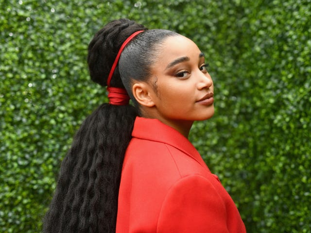 Amandla Stenberg Makes It Official: She Is a Black Gay Woman