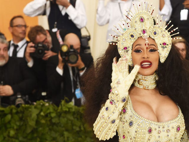 Cardi B Reveals She's Having a Regular, Shmegular Baby Girl