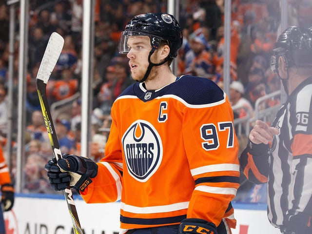 Connor McDavid Is Having One Hell Of A Wasted Season
