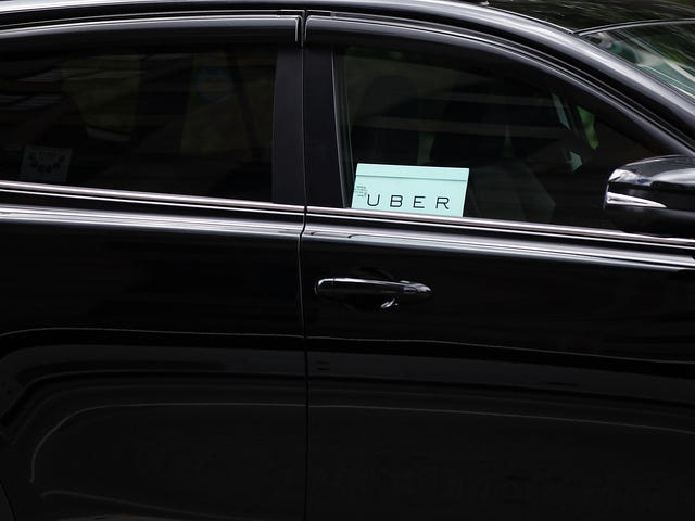 Uber Rider Says He Blacked Out, Rode Through Multiple States, Got Exactly the Fare You'd Expect