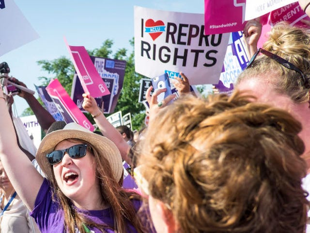 Khối Thẩm phán Liên bang Hai Luật Phá thai Alabama Vô lý