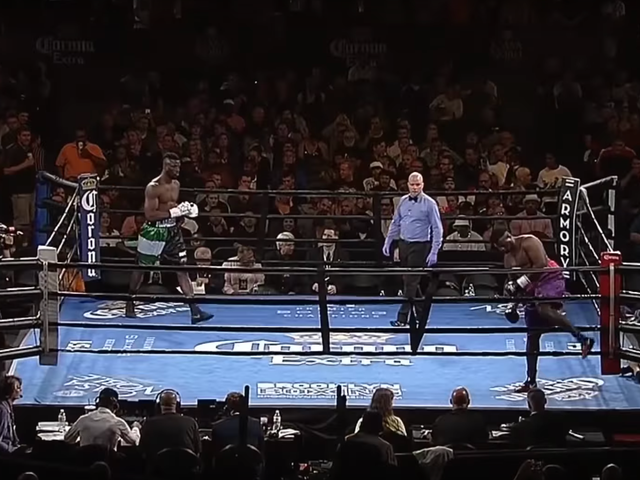 Disgruntled Heavyweight Underdog Flees Ring Immediately After Opening Bell