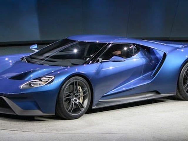 Así son los coches más avanzados del Salón del Automóvil de Detroit