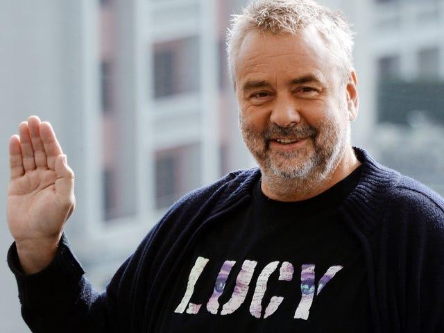 Luc Besson arbeitet an einer Fortsetzung von <i>Lucy<em></em></i> <i>Lucy<em></em></i>