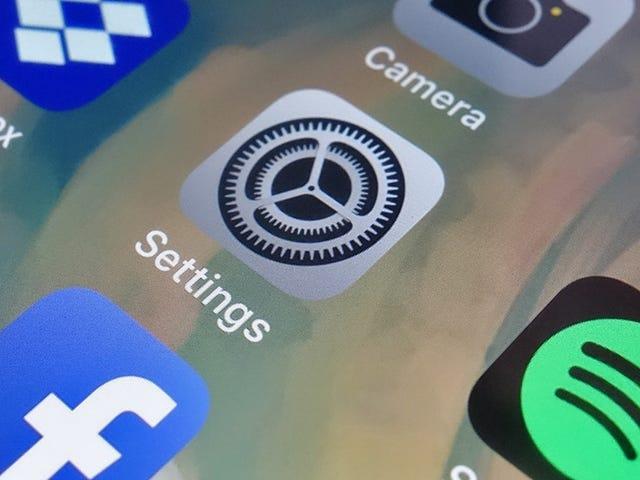 7 настроек для изменения, так как вы настроили свой новый телефон