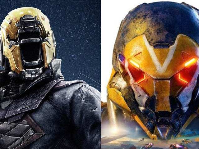 AnthemLooks Like Destiny, But Even Less Coherent