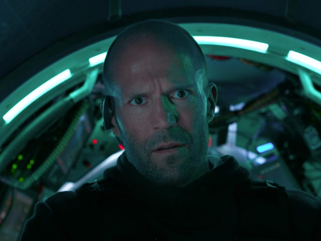 The Meg Is Just the Latest Sign That Jason Statham Needs to Make More Genre Movies
