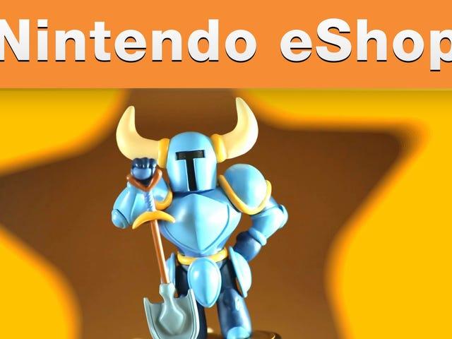 Shovel Knight Amiibo Reveal Trailer!