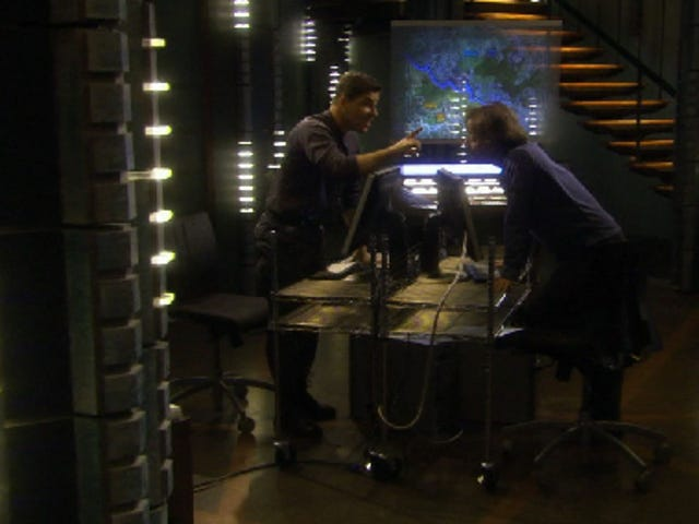 Stargate: Atlantis Rewatch - Temporada 3, Episodio 15: <i>The Game </i> y Episodio 16: <i>The Ark</i>