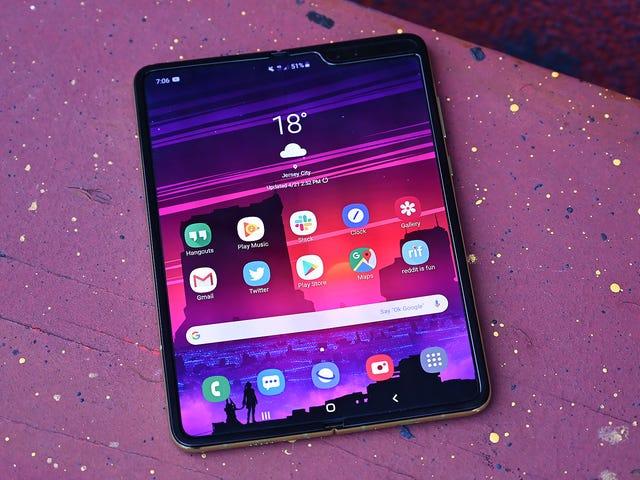 Samsung Galaxy Fold cuối cùng cũng được bán trong tuần này, một lần nữa