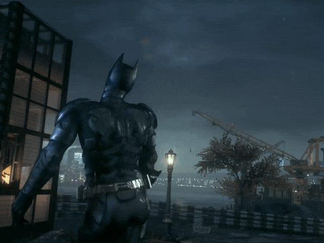 Der sker noget hypnotisk, når du handler Batman for Catwoman i Arkham Knight