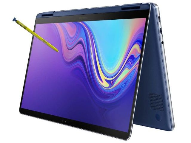 15 pulgadas con stylus: el nuevo Samsung Notebook 9 Pen es como un Galaxy Note 9 hecho laptop