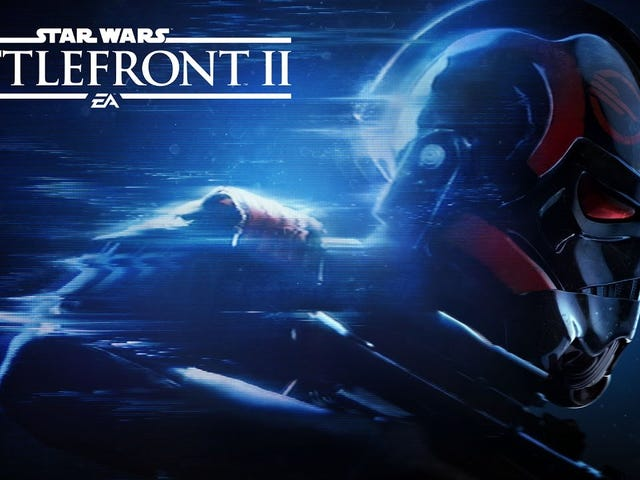 Preorder and Save 20% On Star Wars Battlefront II, Which Comes Out On Friday