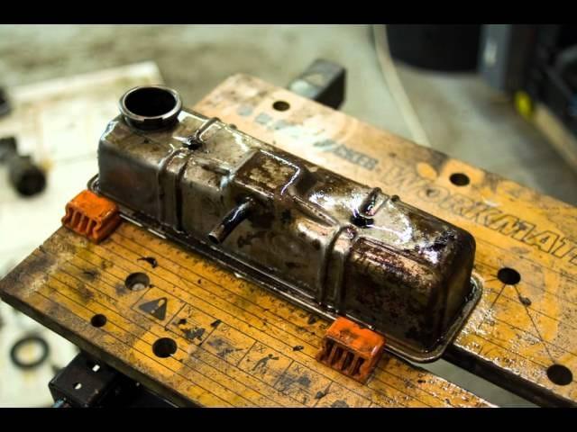 Timelapse of Engine Rebuild