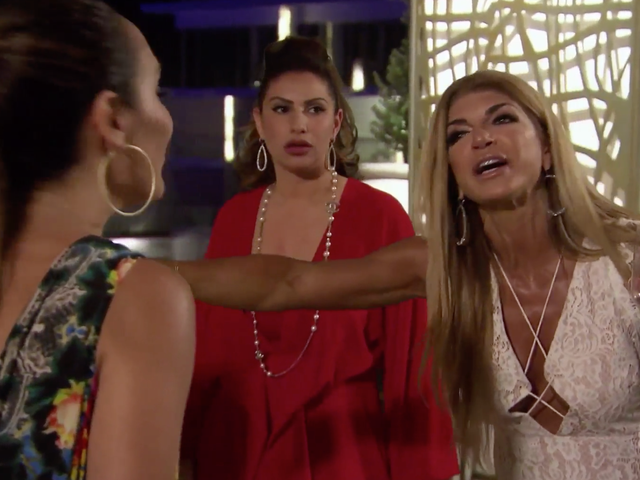 The Real Housewives of New Jersey Are Back to Scream in Our Ears Once More