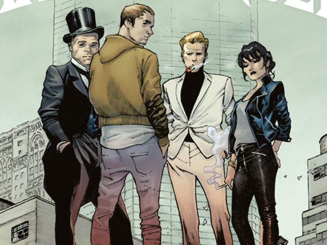 Netflix makes an underwhelming comics debut with The Magic Order