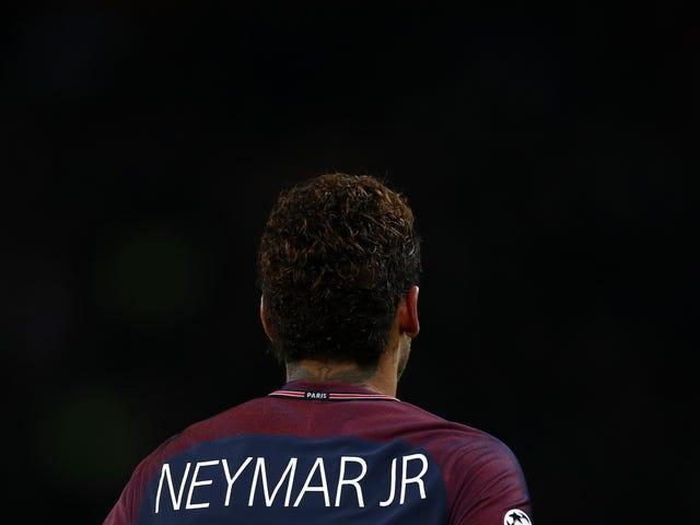Neymarはこのいまいましいリーグで彼の才能を浪費しています