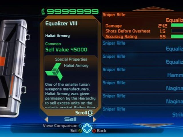 How the Bartering System Ruined Mass Effect 1 for Me