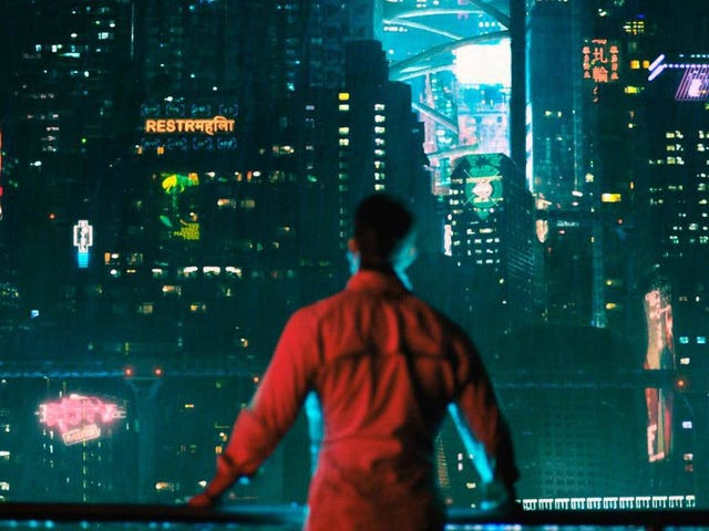 Altered Carbon is the Future of Scifi Television