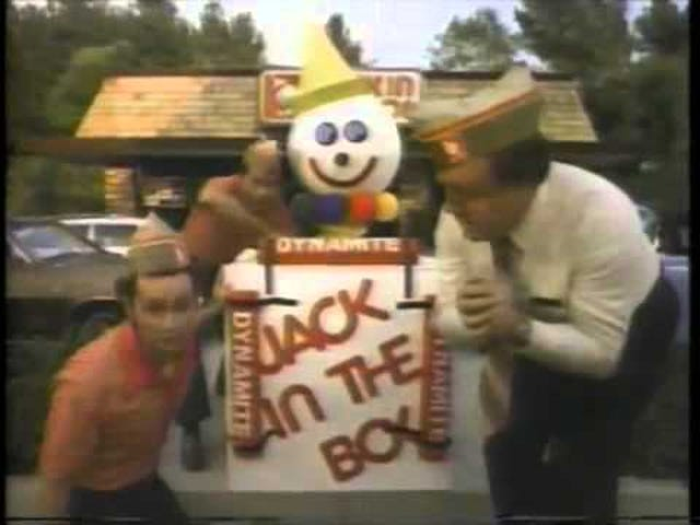 Jack in the Box, 1980: Pro-Clown Murder