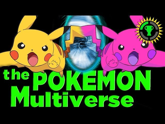 You Need Quantum Physics To Explain <em>Pokémon</em>'s Timeline