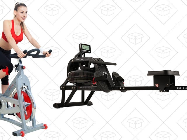 Build Out Your Home Gym With Amazon's One-Day Fitness Sale