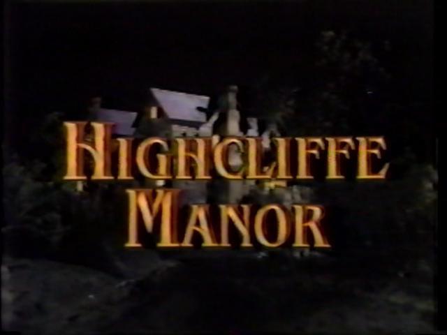 Highcliffe Manor